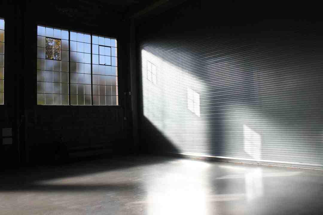 Comment isoler un garage