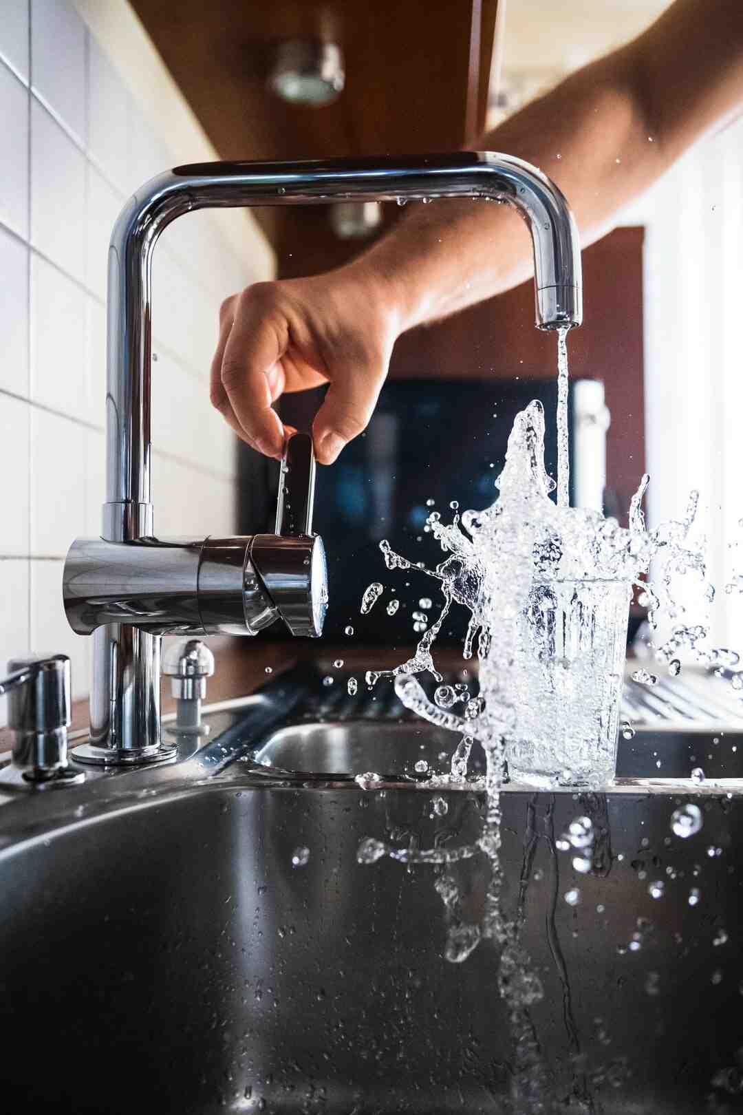 Quel tuyau pour amener l'eau ?